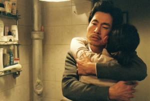 Step-Father, Lao Xie (Taishen Cheng) with mother, Mei Zhu (Weiwei Liu ...