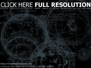 quantum physics wallpaper