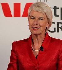 Gail Kelly, Westpac chief ...