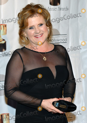 Nancy Cartwright Picture 41st Annual Annie Awards