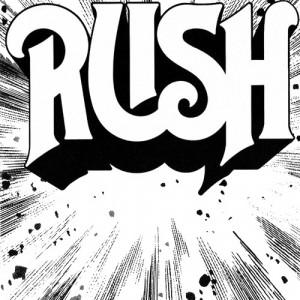 Rush Band Logo Rush band logo via brenna r