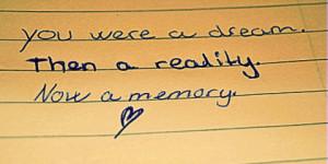 believe, broken, dream, love, love quotes, lyrics, memory, quote ...