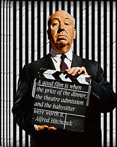 Alfred-Hitchcock-Quotes-Movie-Film-Cool-Poster-A0-A1-A2-A3-A4