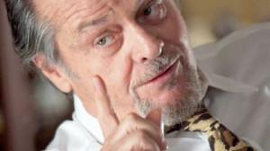Jack Nicholson starred as crime boss Frank Costello in Martin Scorsese ...