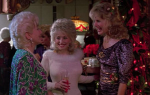 ... is our ability to accessorize claree belcher from steel magnolias the