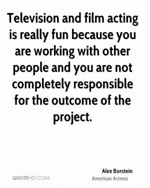 Alex Borstein Quotes
