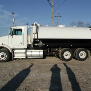 Oil Field/Brine Trucks