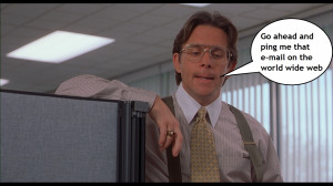 Displaying 20> Images For - Office Space Quotes Milton...
