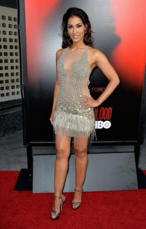 Janina Gavankar True Blood...