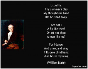 More William Blake Quotes