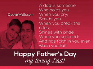 Cute Fathers Day Quotes From Daughters