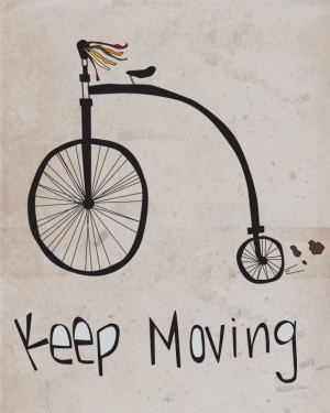 Be The Quote: Moving Forward