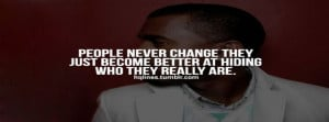 Kanye West Sayings Quotes Life Love Facebook Covers