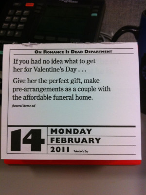 Mel Melcon / funny valentines day quotes for friends