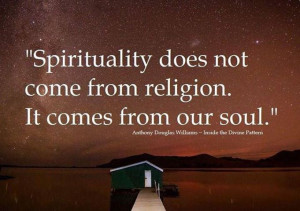 quotes True! I wrote about #spirituality once: https://www.facebook ...