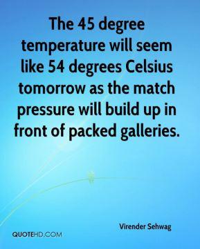 Temperature Quotes