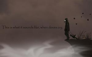 Dark Quotes HD Wallpaper 6