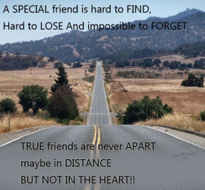 Special Friend Sayings About Friends