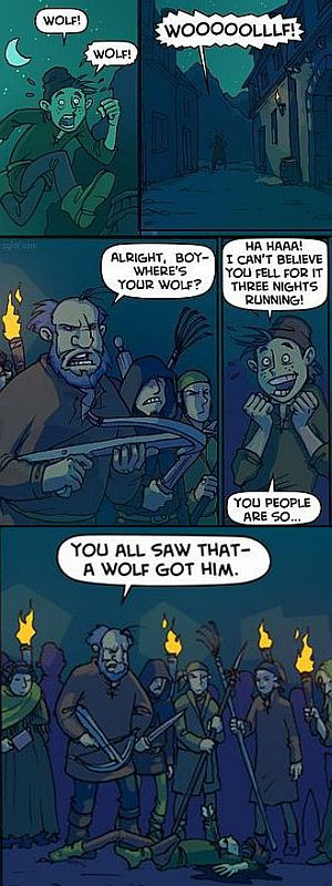 Crying Sad Wolf Furry