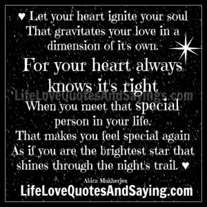 -your-heart-ignite-your-soul-quote-in-black-background-special-quotes ...
