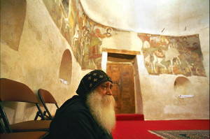 to deep mystical prayer and mystical contemplation some desert fathers