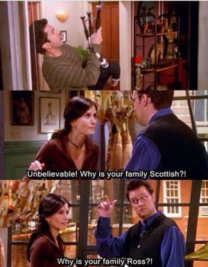 and Chandler Friends tv show Funny quotes: Friends Tv, Ross Friends ...