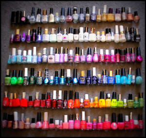Here are 10 reasons I love nail polish:
