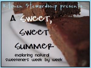 Sweet, Sweet Summer: Unrefined Dehydrated Whole Cane Sugar (Sucanat ...