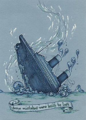 titanic @Allison j.d.m Buckley this quote for a tattoo woul be cute