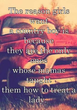 The reason girls want a cowboy!