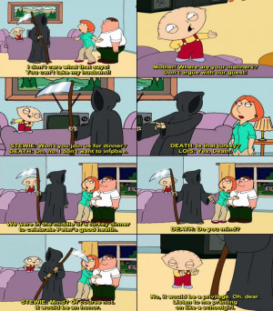 Family Guy Quotes | Stewie Griffin