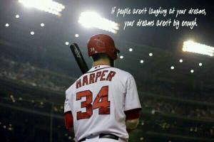 Bryce Harper quote