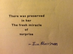 jim morrison poetry and quotes