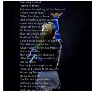Funny Cheer Quotes