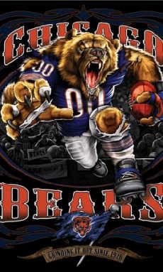 Da Bears!! Go Bears!!