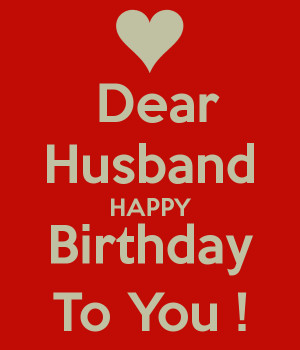 Husband Birthday Quotes For Facebook Quotesgram