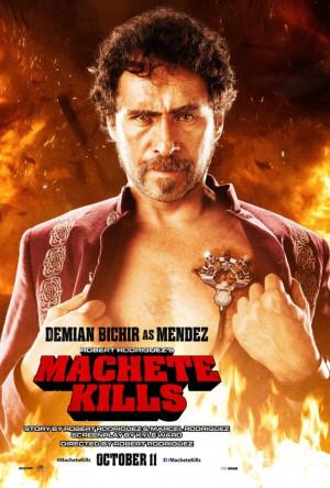 Machete Kills movie Poster #13