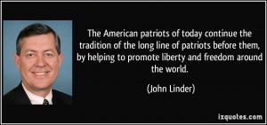 American Patriot Quotes
