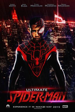 Jaden Smith como el nuevo Spider-Man?