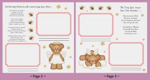 adoption scrapbook page ideas