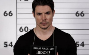 John Ross Ewing, you're under arrest!