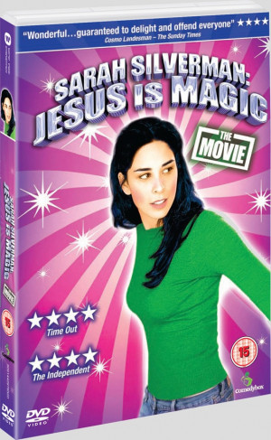 Sarah Silverman Jesus Magic