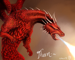 Thorn The Inheritance Cycle