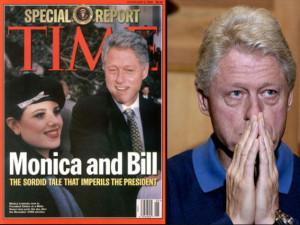 Bill Clinton Monica Lewinsky Cigar