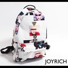 ... リッチ)】JOYRICH x MARIPOL Maripol Portraits Backpack リュック