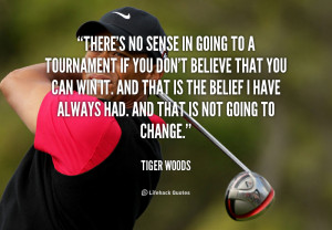 Quotes About Tiger Woods