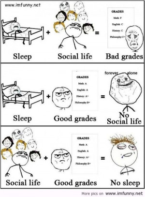 Sad But True College Life Funny Pictures Funny Quotes