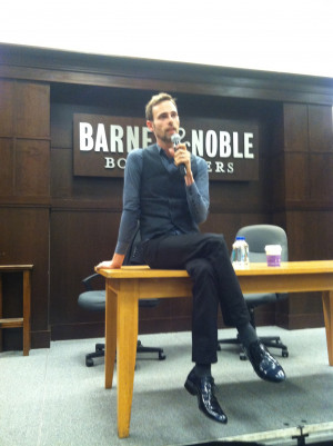 Ransom Riggs Kicks Off Hollow City Book Tour at the Grove!