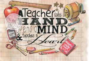 TEACHER QUOTE COMMISSION
