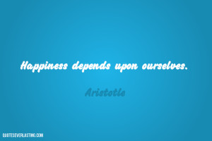 Aristotle Quotes On Happiness (1)